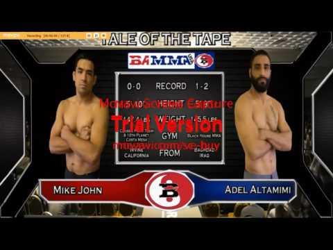 Adel Kyokushin Bamma USA 10,  June 10 2016
