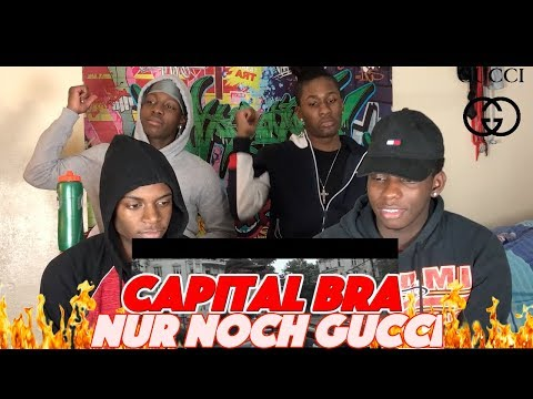 CAPITAL BRA - NUR NOCH GUCCI - REACTION