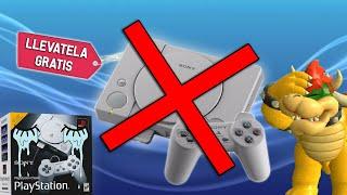 El Lamentable Fracaso de Playstation Classic, ¡NI GRATIS LA QUIEREN!