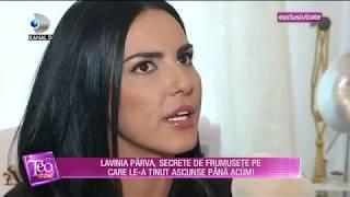 Teo Show (26.03.2018) - Lavinia Parva, declaratii noi despre casatoria cu Stefan Banica! P ...