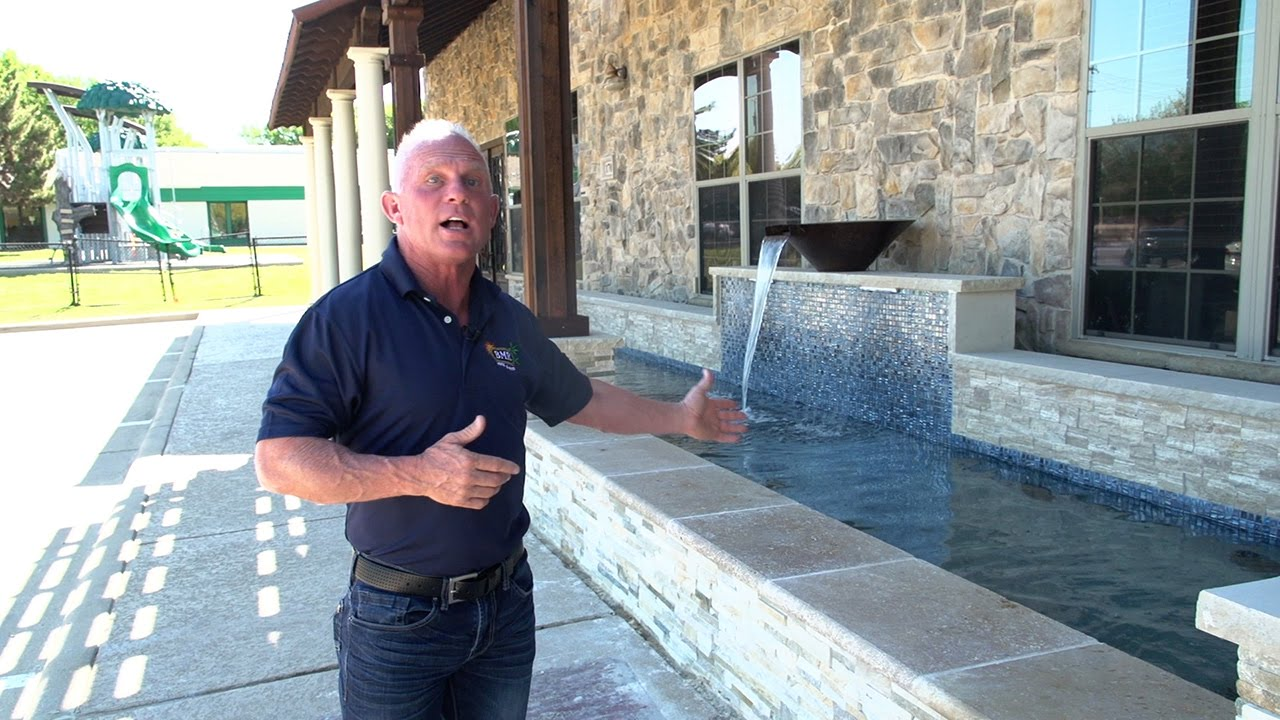 Today With Kandace   BMR Pool U0026 Patio Tour (Lewisville, TX)