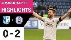 1. FC Magdeburg - SV Meppen | Spieltag 23, 19/20 | MAGENTA SPORT