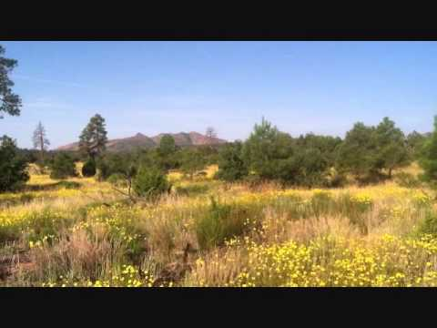 Hiking on the Pajarito Plateau in Northern New Mexico