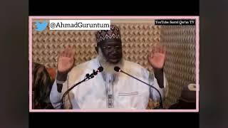 Yadda Ake Cire Ran Mumini Da Na Kafiri - Sheikh Ahmad Guruntum.
