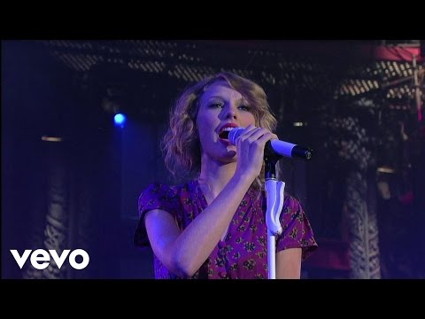 Taylor Swift - Speak Now (Live on Letterman)