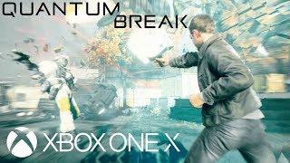Xbox One X Enhanced: Quantum Break – 18 Minutes of Direct Gameplay Capture