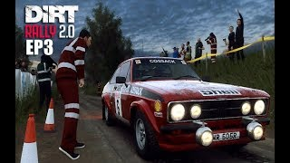 Dirt rally 2.0 - Historic Championship - Hardest settings - Ford Escort MK2 - EP 3