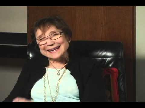 Rose Leiman Goldemberg: NY Women in Film and Television Interview (2011)