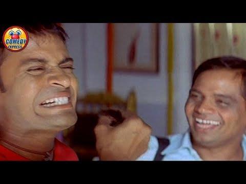 Mayajalam Telugu Movie Comedy Scene 3| Srikanth | Deepa | Comedy Express