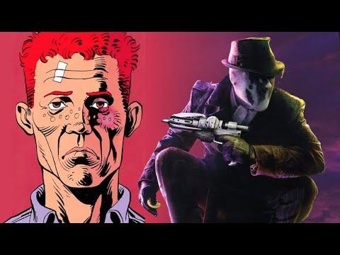 How Walter Kovacs Became Rorschach (Watchmen)