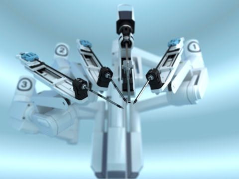 Dr. Jim Drake: The Role of Medical Robotics in Pediatric Surgery