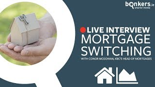 LIVE interview! Why it pays to switch mortgages