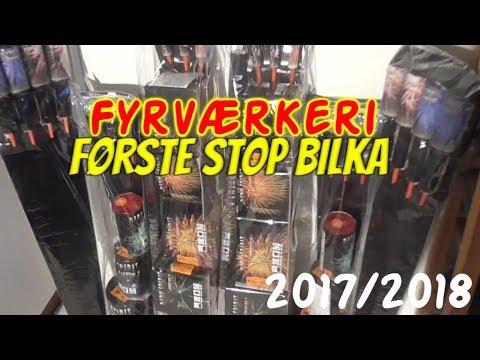 Mit - Fyrværkeri 2017/2018