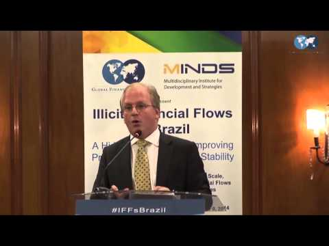 Closing Remarks – Rogério Sobreira – Illicit Financial Flows in Brazil