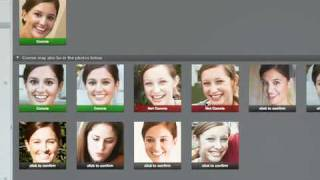 Apple - Software - Aperture - Organize by Faces