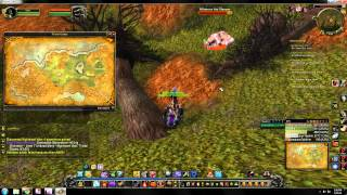 World of Warcraft rare hunter pet locations - Tirisfal Glades