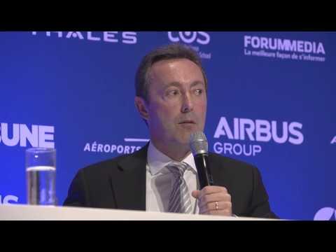 Paris Air Forum 2015 - Airbus, un européen face à la mondialisation