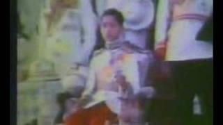 Repeat youtube video when king RAMA VIII and RAMA IX were young.
