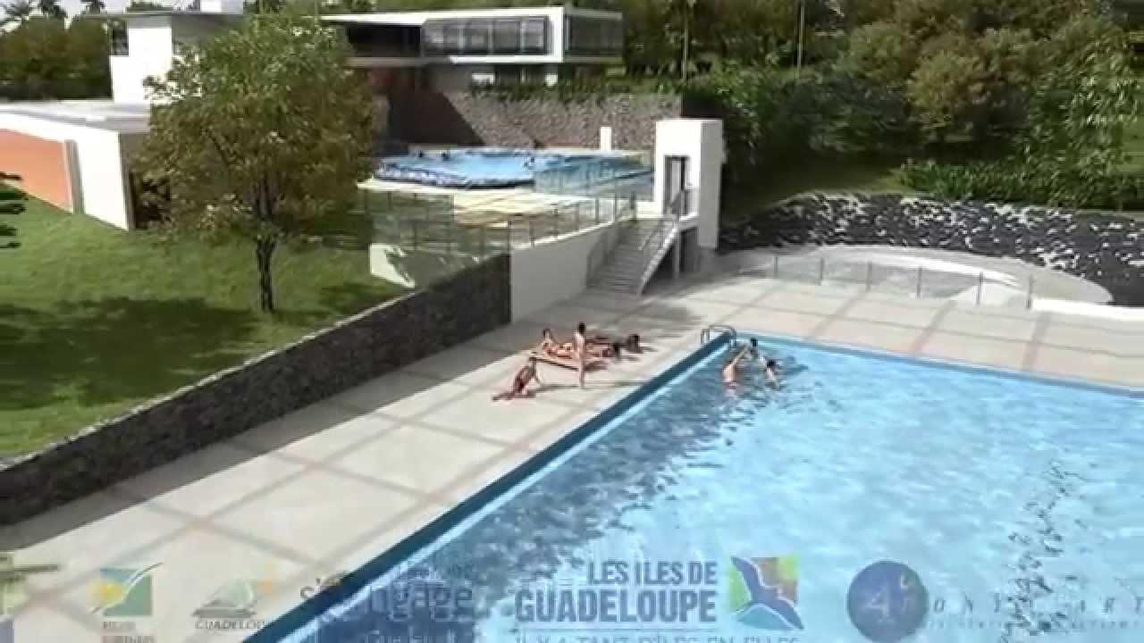 Centre thermoludique ren toribio ravine chaude ville for Centre rencontre courfaivre piscine