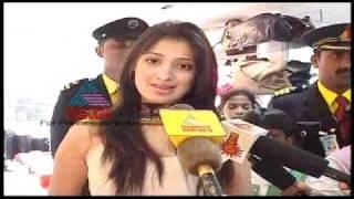 Lakshmi Rai in Asianet News