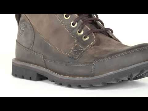 5c23948f46f2 Timberland Men s EarthKeepers 6 in Leather Boot - YouTube