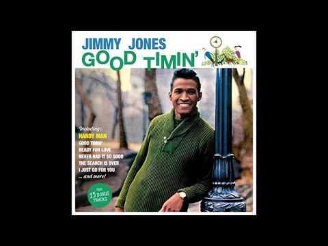 "born June 2, 1937 Jimmy Jones, ""Good Timin"