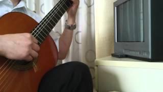 「G線上のアリア」 J.S.Bach:Air on the G YAMAHA GC-5 1969年製