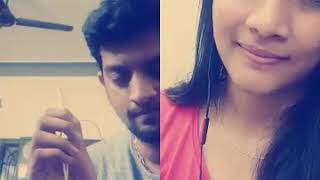 Paarthen - Power Paandi   PPreethi+GowthamS05 Duet Performance   #Smule