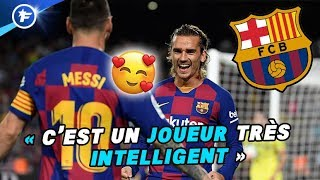 La belle déclaration de Lionel Messi sur Antoine Griezmann | Revue de presse