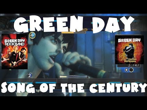 Green Day - Song Of The Century - Green Day Rock Band Expert Vocals In GDRB & RB4