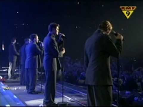 *Westlife*-----What Makes A Man Live @ Pepsi Pop