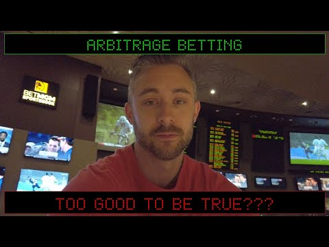 Is ARBITRAGE BETTING Really All Its Cracked Up to Be?