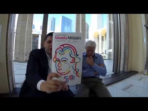 Einstein and Mozart: Live at Lincoln Center with NYU Professor Mike Beckerman