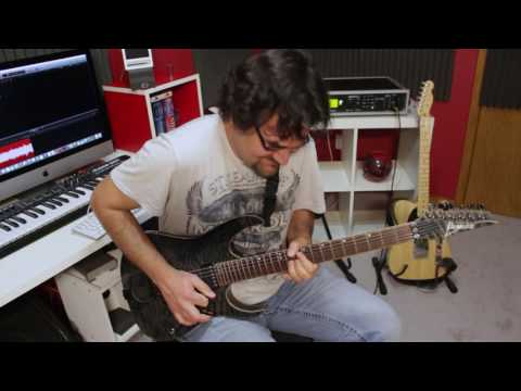 Kiesel Guitar Contest Entry - David Wallimann