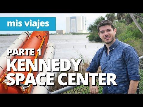 ¡VISITANDO LA NASA! | Kennedy Space Center, Parte 1/2