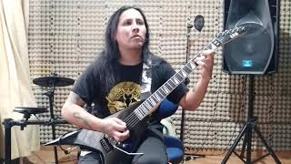 DISSECTION - STARLESS AEON guitar cover