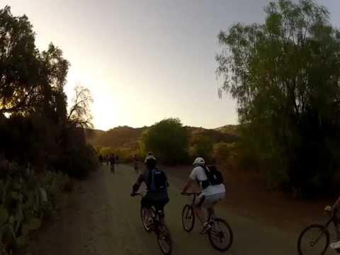 PBCA-MTB Group Conquers Carbon Canyon Regional Park
