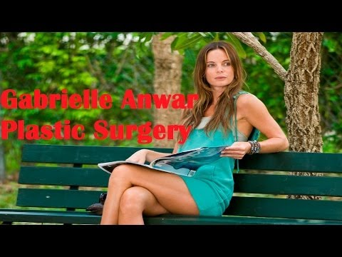 Proof of Gabrielle Anwar Plastic Surgery  Before and After