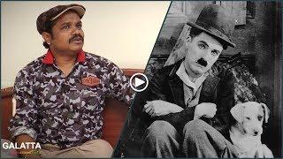 Naan Charlie Chaplin mathiri. Unga Siripula En Kanneerai Marachukiren - Madurai Muthu