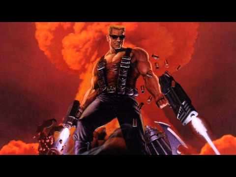 Duke Nukem 3D (1996) Game Music 20:In Hiding