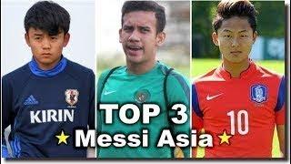 3 Messi Asia, Skill Siapa Yang Lebih Hebat?