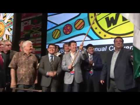 WBC 55th Convention in Kazakhstan 2017