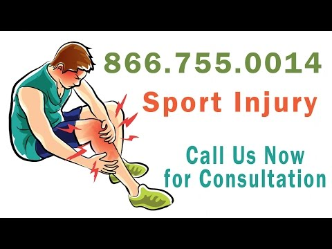 Sports Injury - Lake Forest - Orange County (949)680 3377 Better Health & Wellness