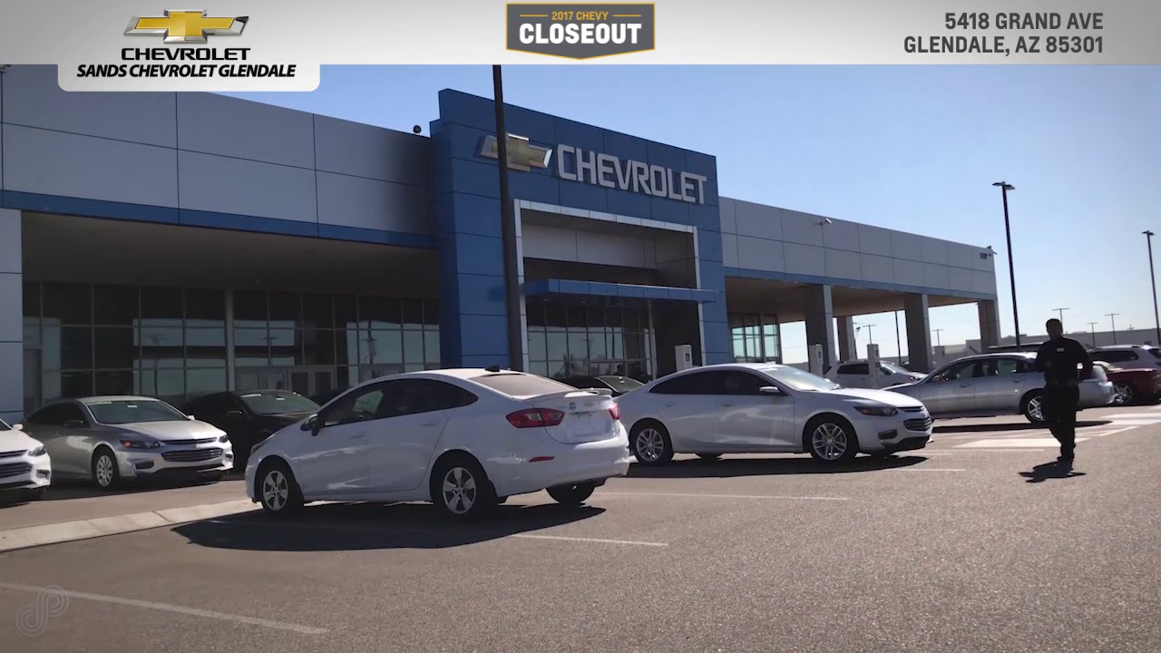 Sands Chevrolet Glendale November Offers SPS