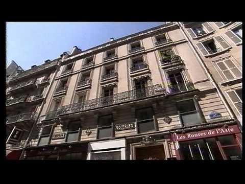 Cabaret du Lido de Paris : les coulisses - reportage 1994