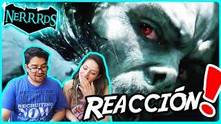 Morbius Trailer #1 Subtitulado   Reacción y Opinión   NeRRRdS