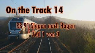 RB 91 Siegen nach Hagen (Originalton) ,Teil 1 von 3