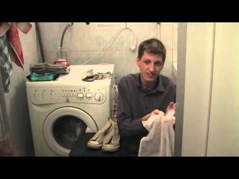 Стирка обуви в стиральной машине - подробно и правильно!
