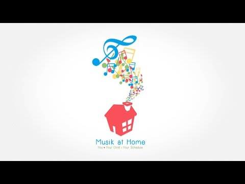 Musik at Home: You, Your Child, Your Schedule!