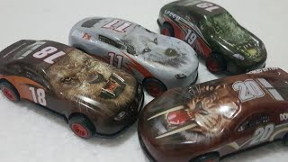 Cars for Kids Metal Animal Cars Toys unboxing Video for Kids